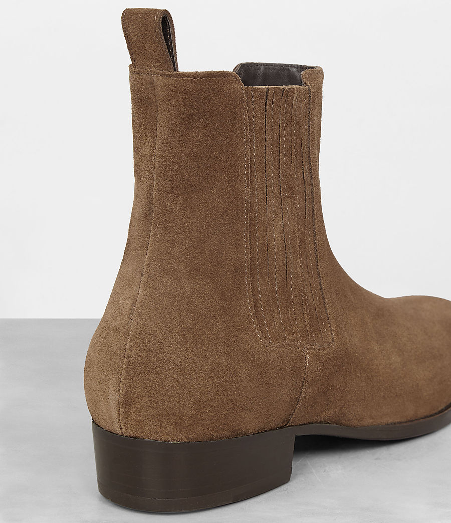Mens Curtis Chelsea Boot (tan) - Image 2