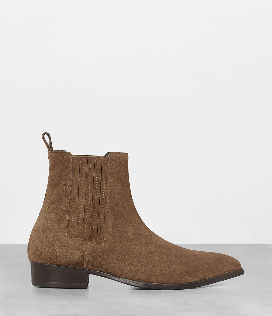 Mens Curtis Chelsea Boot (tan) - Image 3
