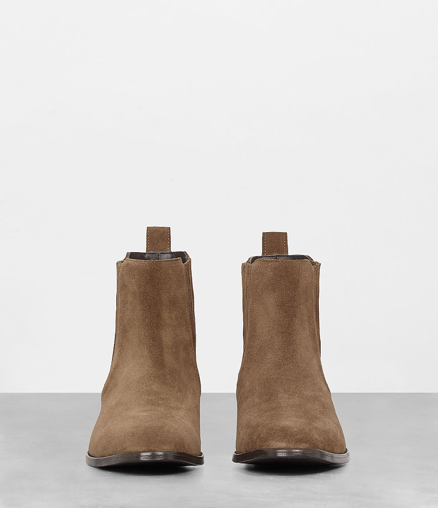 Mens Curtis Chelsea Boot (tan) - Image 4