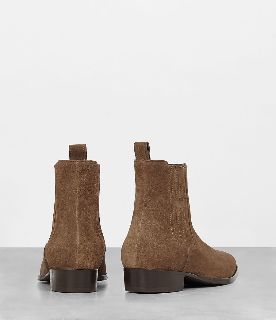Mens Curtis Chelsea Boot (tan) - Image 5