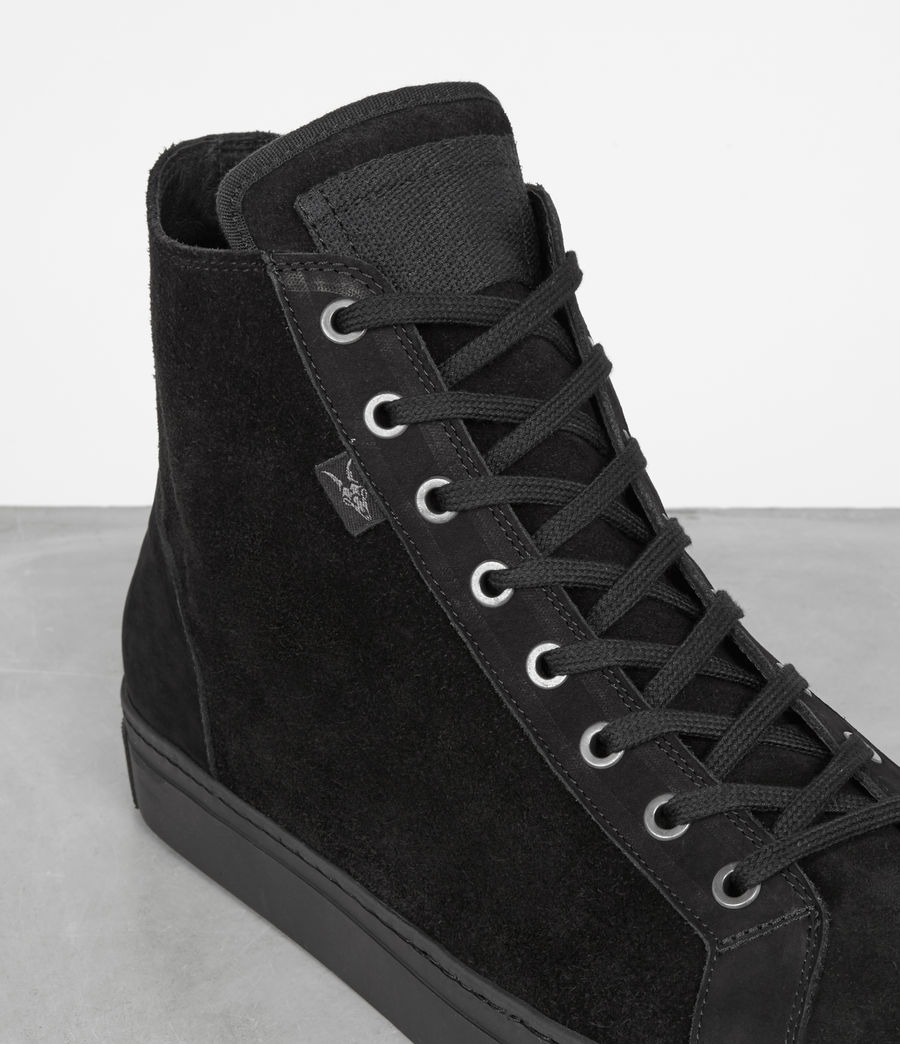 Uomo Sneakers Fader Hi-top (black) - Image 2