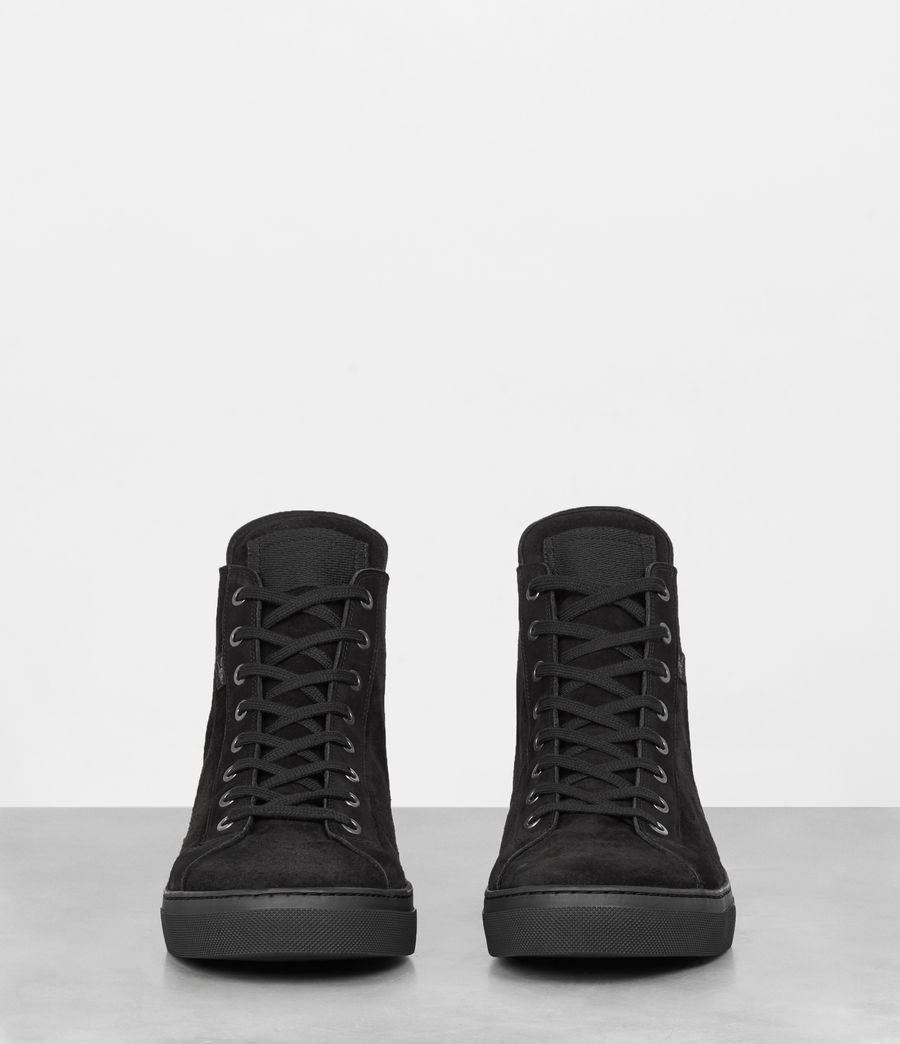 Uomo Sneakers Fader Hi-top (black) - Image 3