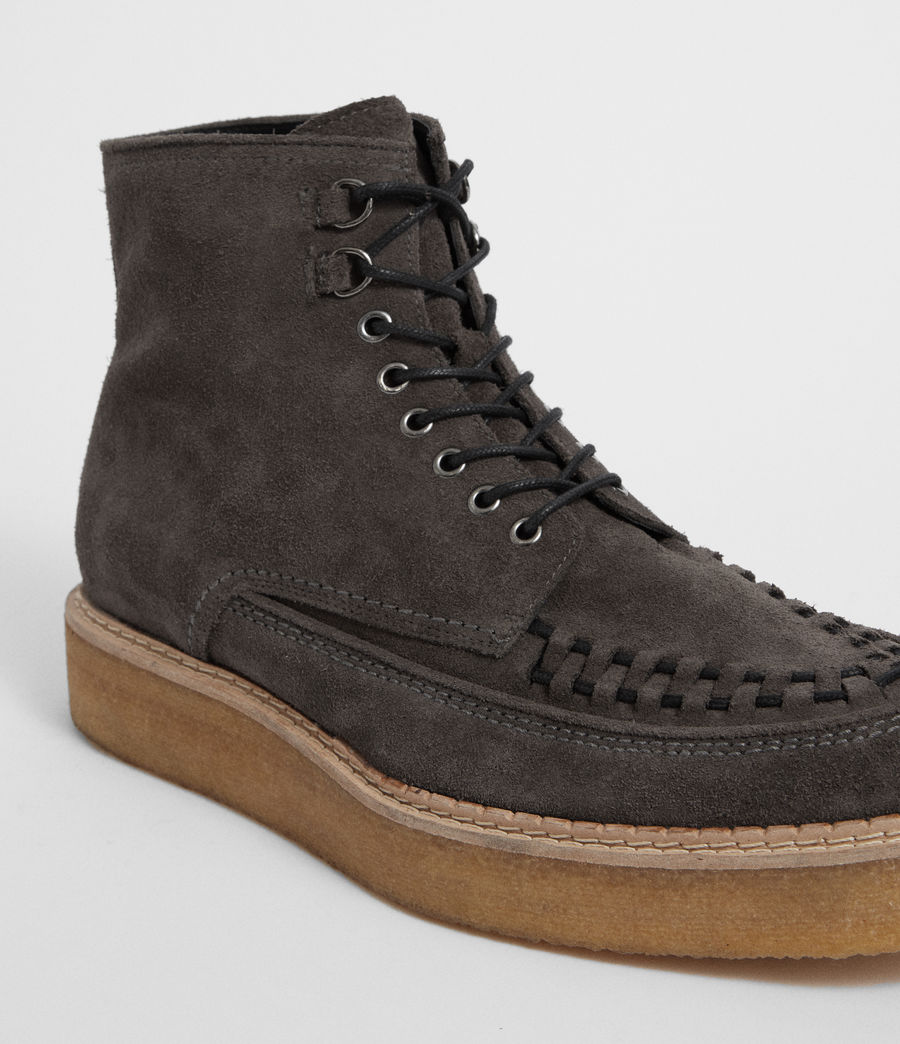 Mens Defoe Boot (charcoal_grey) - Image 3