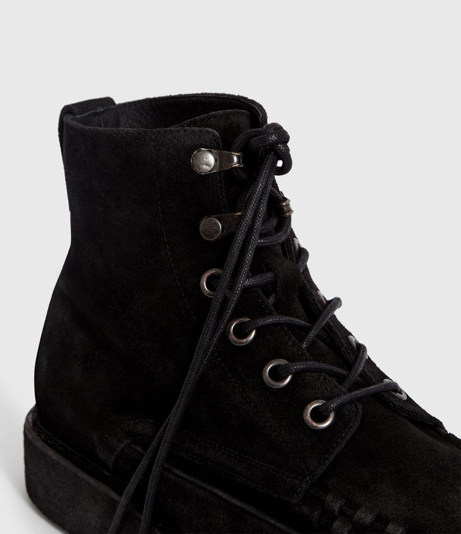 Mens Defoe Boot (black) - Image 2