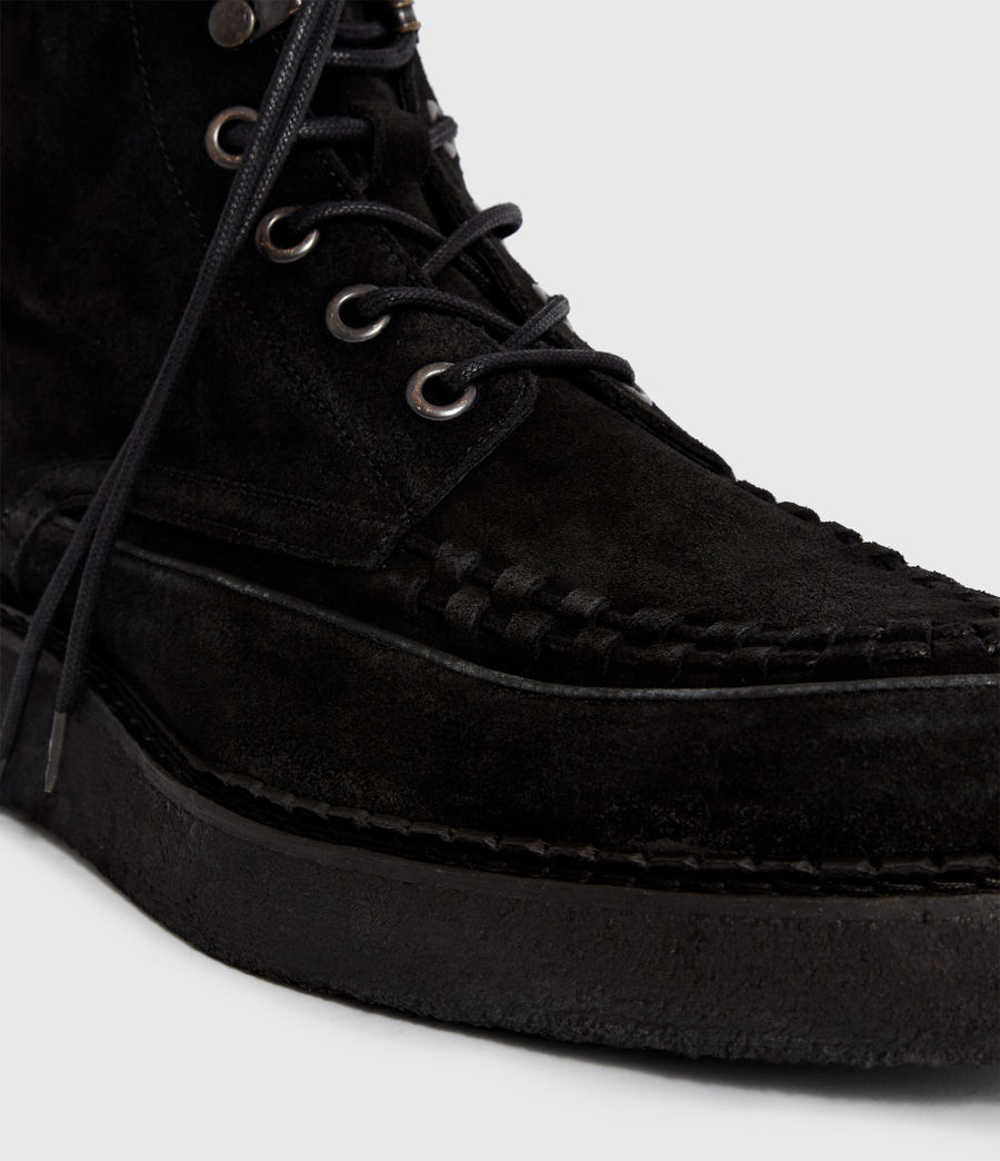Mens Defoe Boot (black) - Image 3