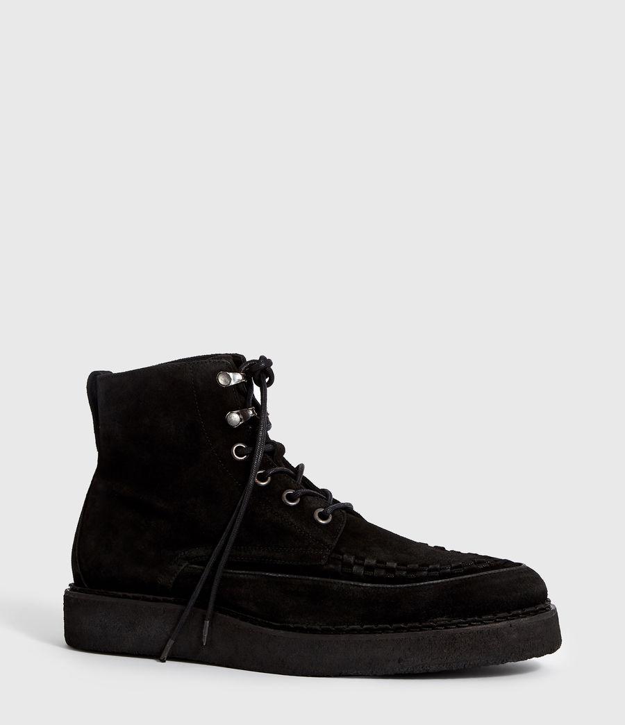 Mens Defoe Boot (black) - Image 4