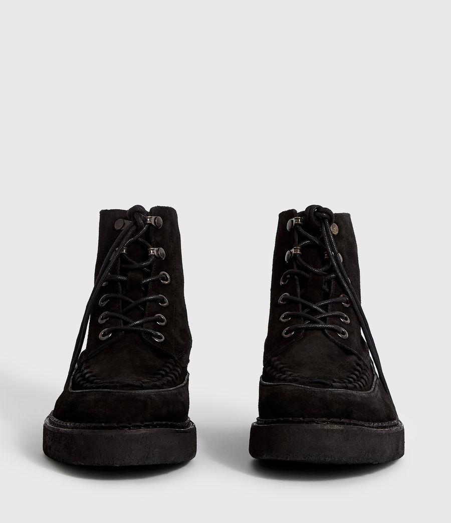 Mens Defoe Boot (black) - Image 5