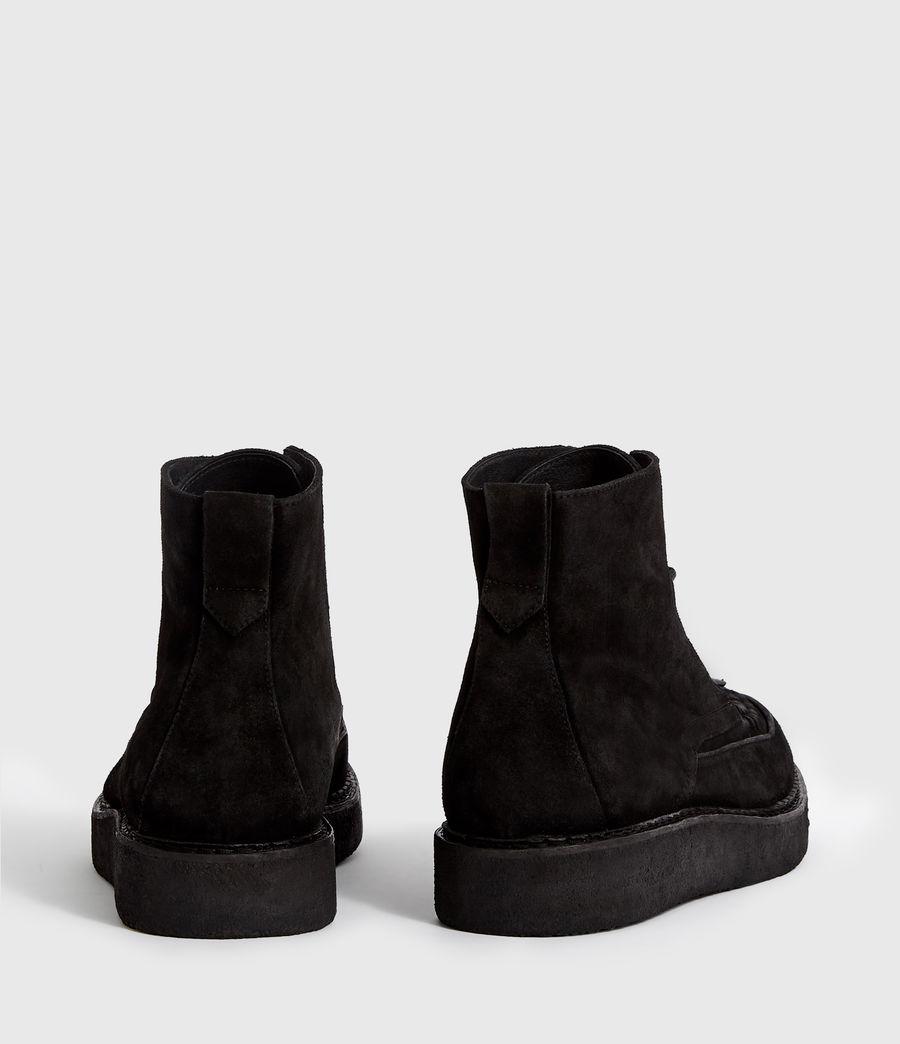 Mens Defoe Boot (black) - Image 6