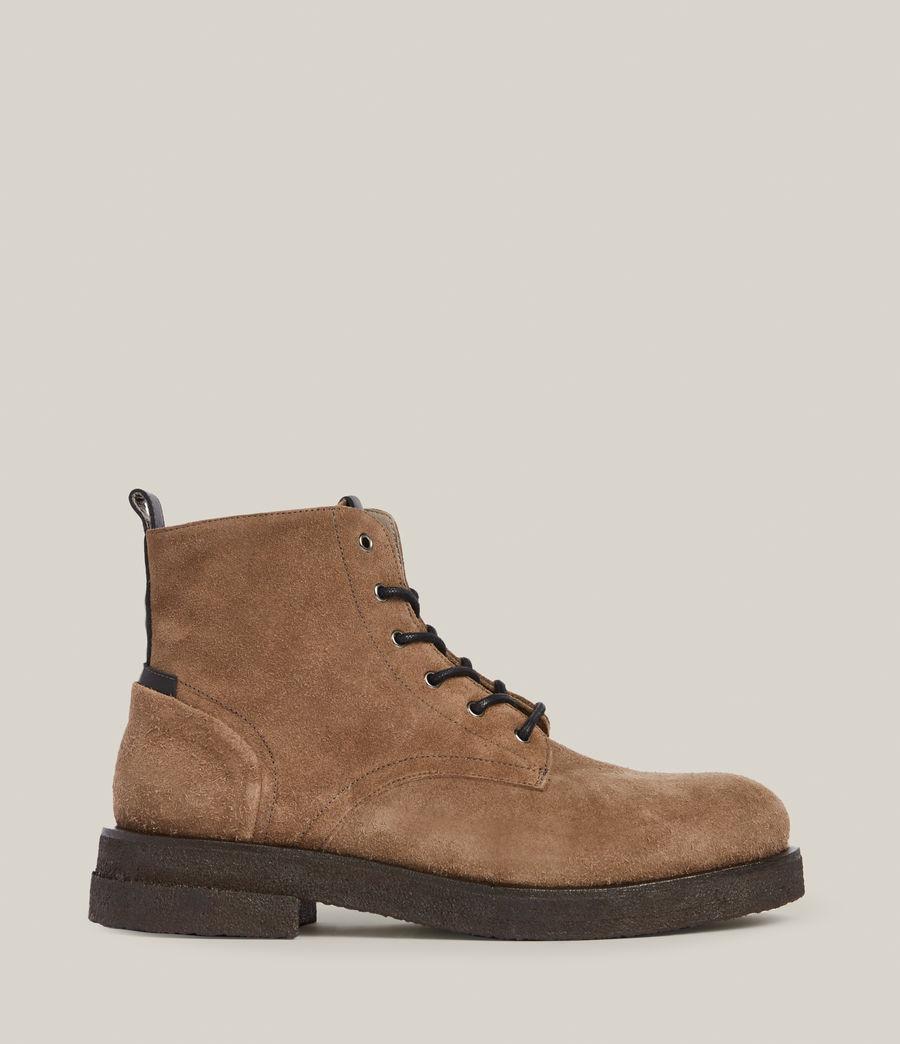 Men's Kerouac Suede Boots (grey) - Image 1