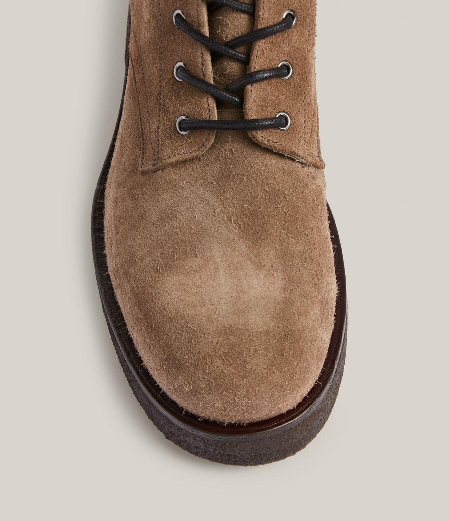 Men's Kerouac Suede Boots (grey) - Image 3