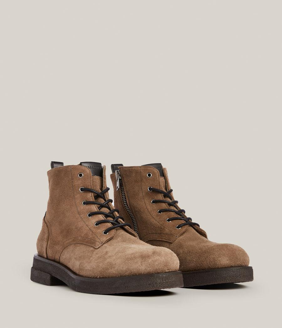 Men's Kerouac Suede Boots (grey) - Image 5