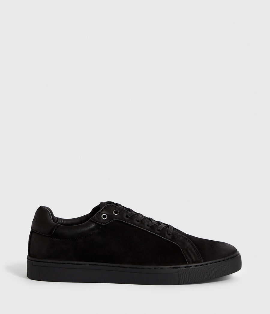 Men's Stow Low-Top Trainer (black) - Image 1