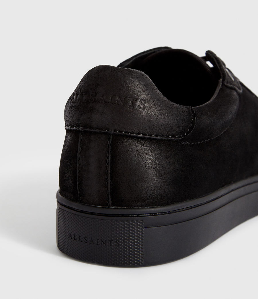 Men's Stow Low-Top Trainer (black) - Image 2