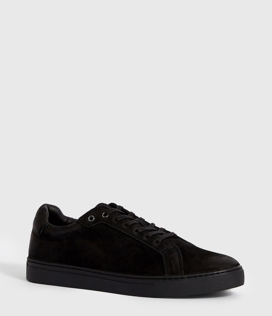 Men's Stow Low-Top Trainer (black) - Image 3