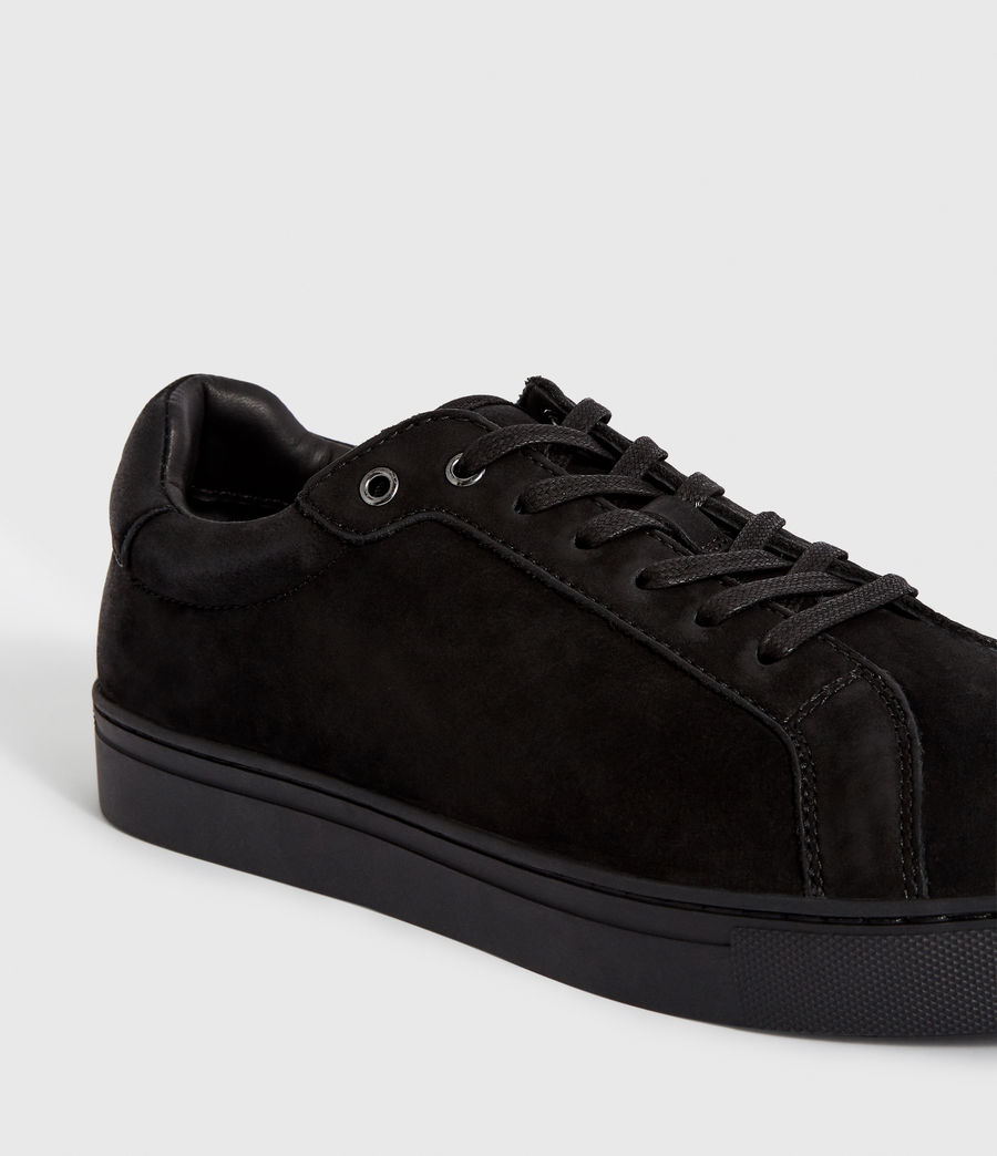 Men's Stow Low-Top Trainer (black) - Image 4