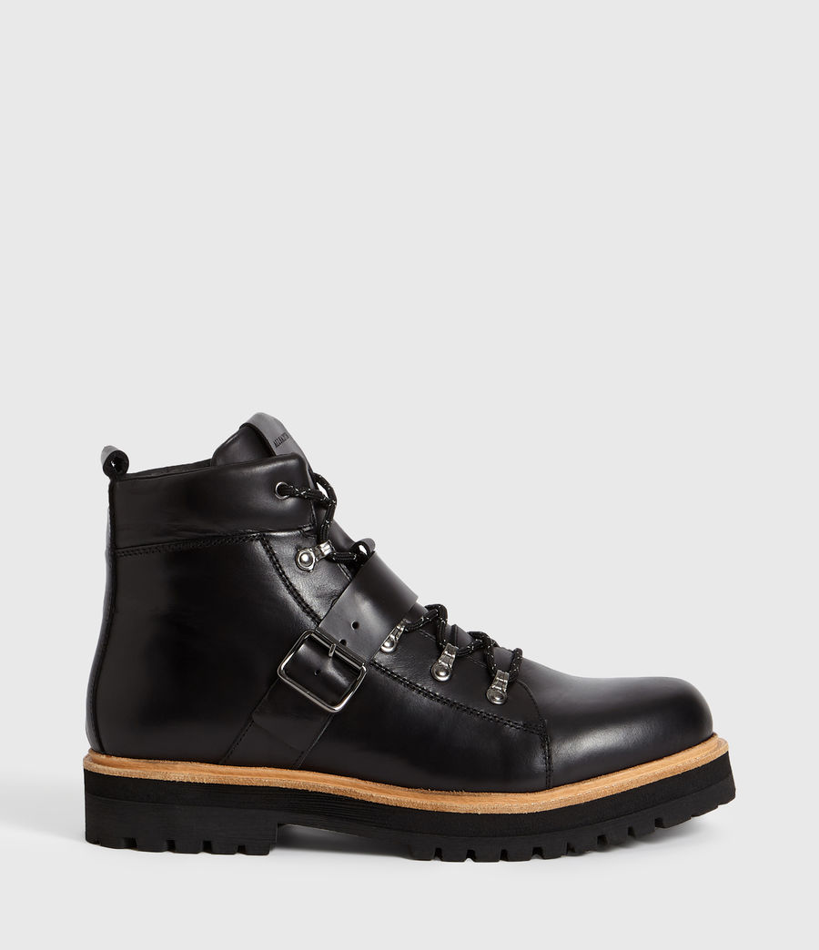Hommes Bottines Richie (black) - Image 1