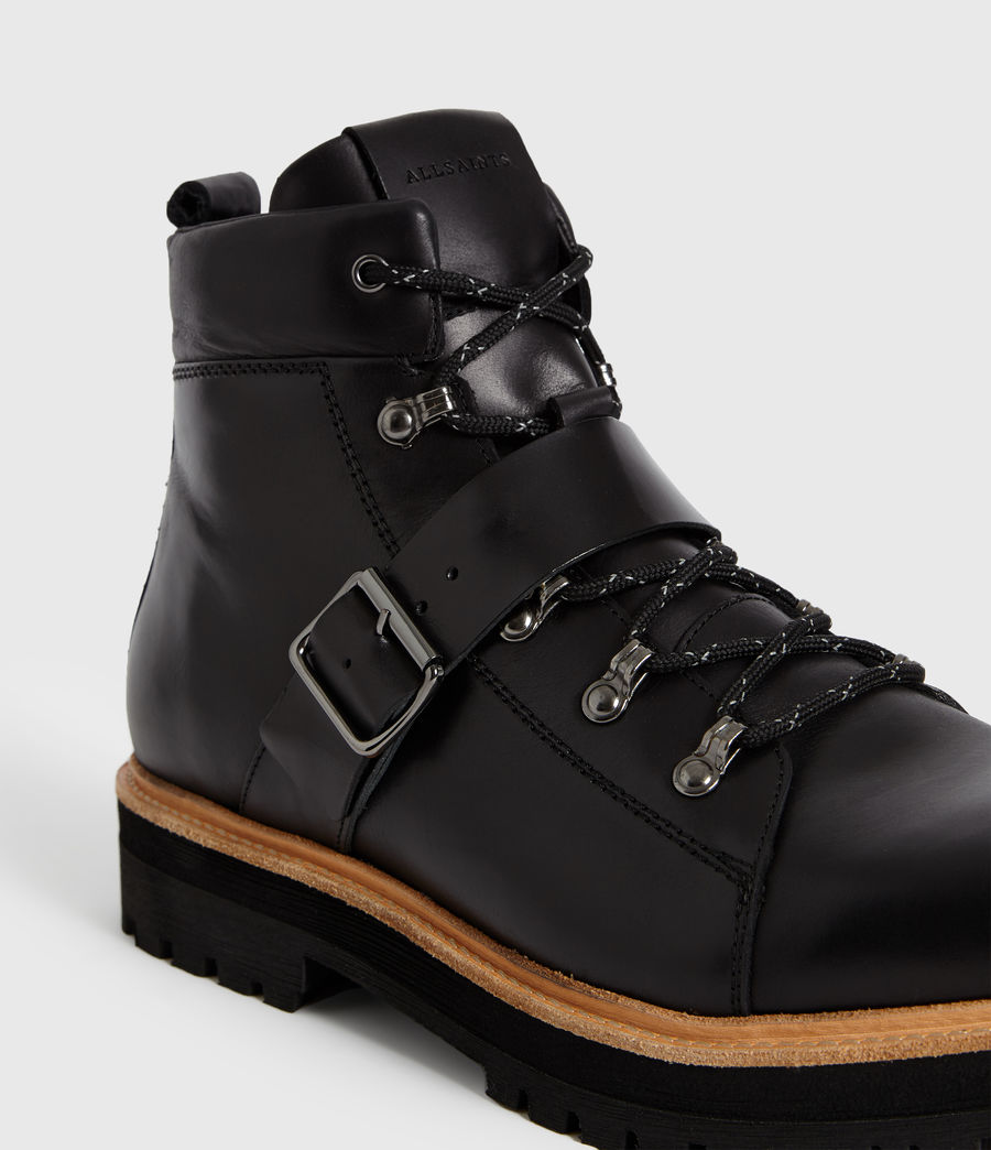 Hommes Bottines Richie (black) - Image 2