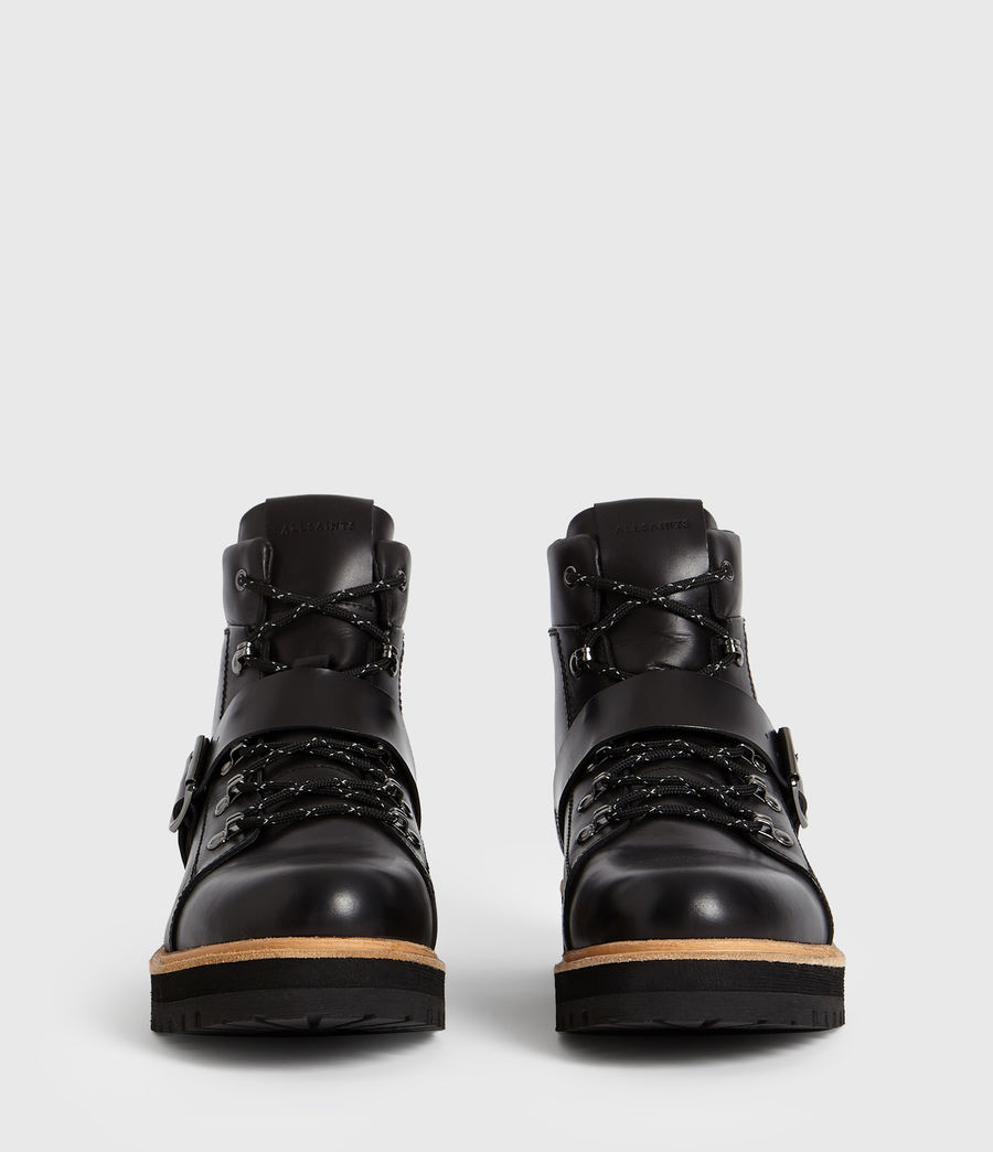 Hommes Bottines Richie (black) - Image 4