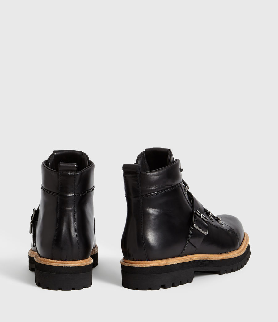 Hommes Bottines Richie (black) - Image 6