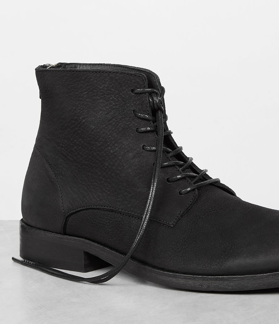 Men's Sett Boot (washed_black) - Image 2