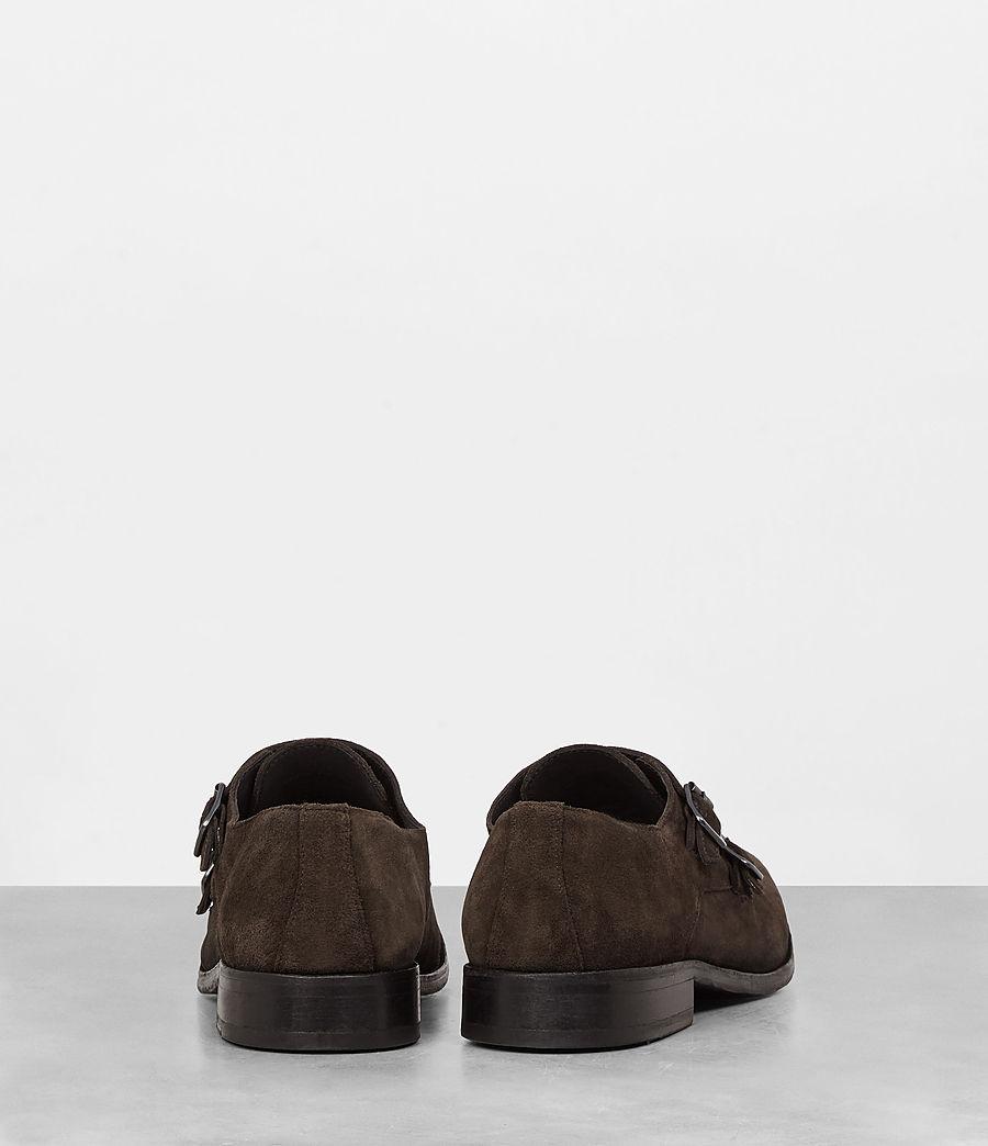 Hombre Zapatos con tira de mocasín Hynes (bitter_brown) - Image 5