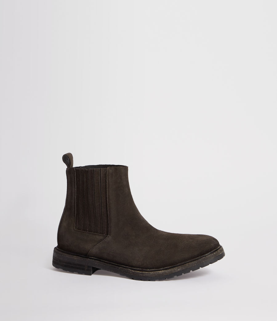Hommes Boots Senate (bitter_brown) - Image 4