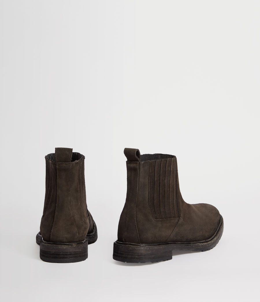 Hommes Boots Senate (bitter_brown) - Image 6