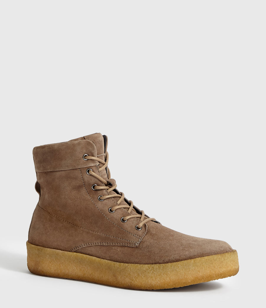 Men's Kip Boot (taupe) - Image 3