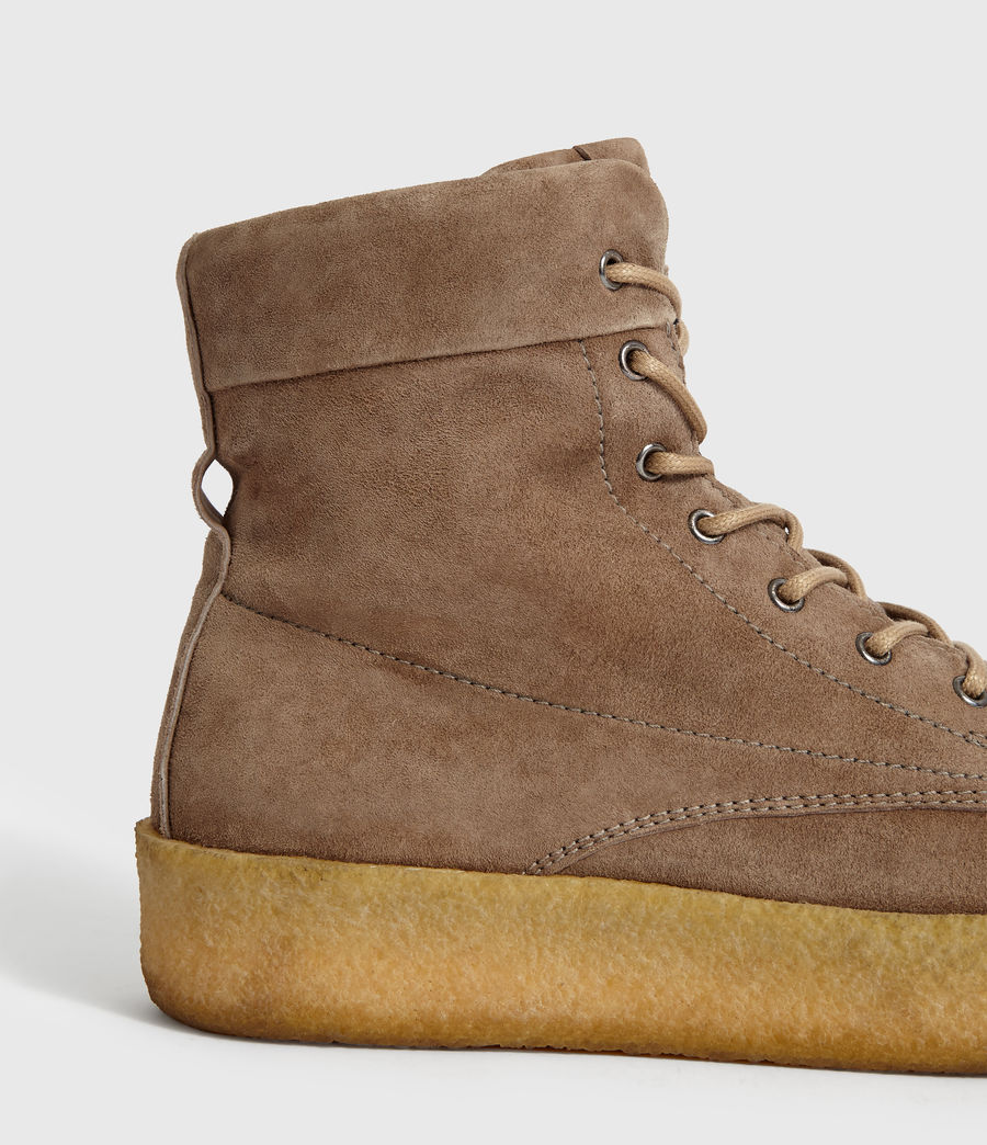 Men's Kip Boot (taupe) - Image 4