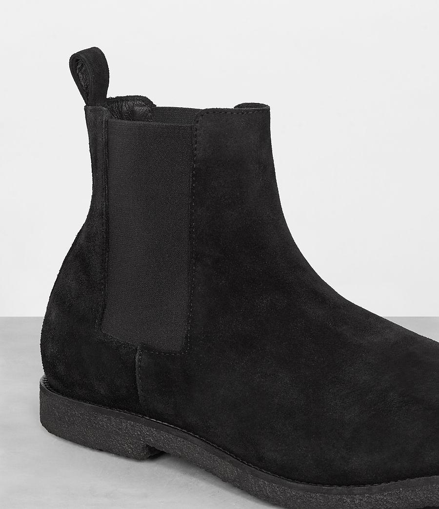 Mens Reiner Chelsea Boot (black) - Image 2