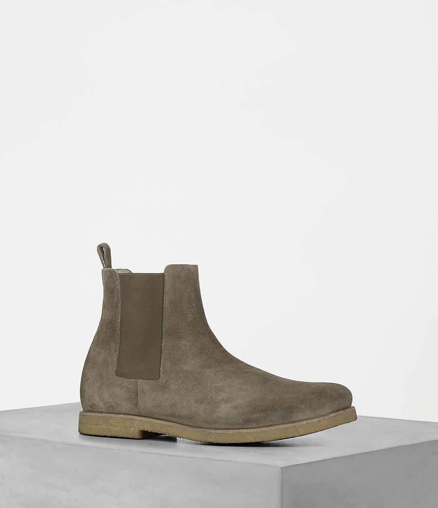 Mens Reiner Chelsea Boot (taupe) - Image 1