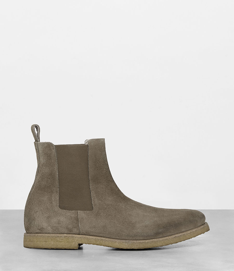 Mens Reiner Chelsea Boot (taupe) - Image 3
