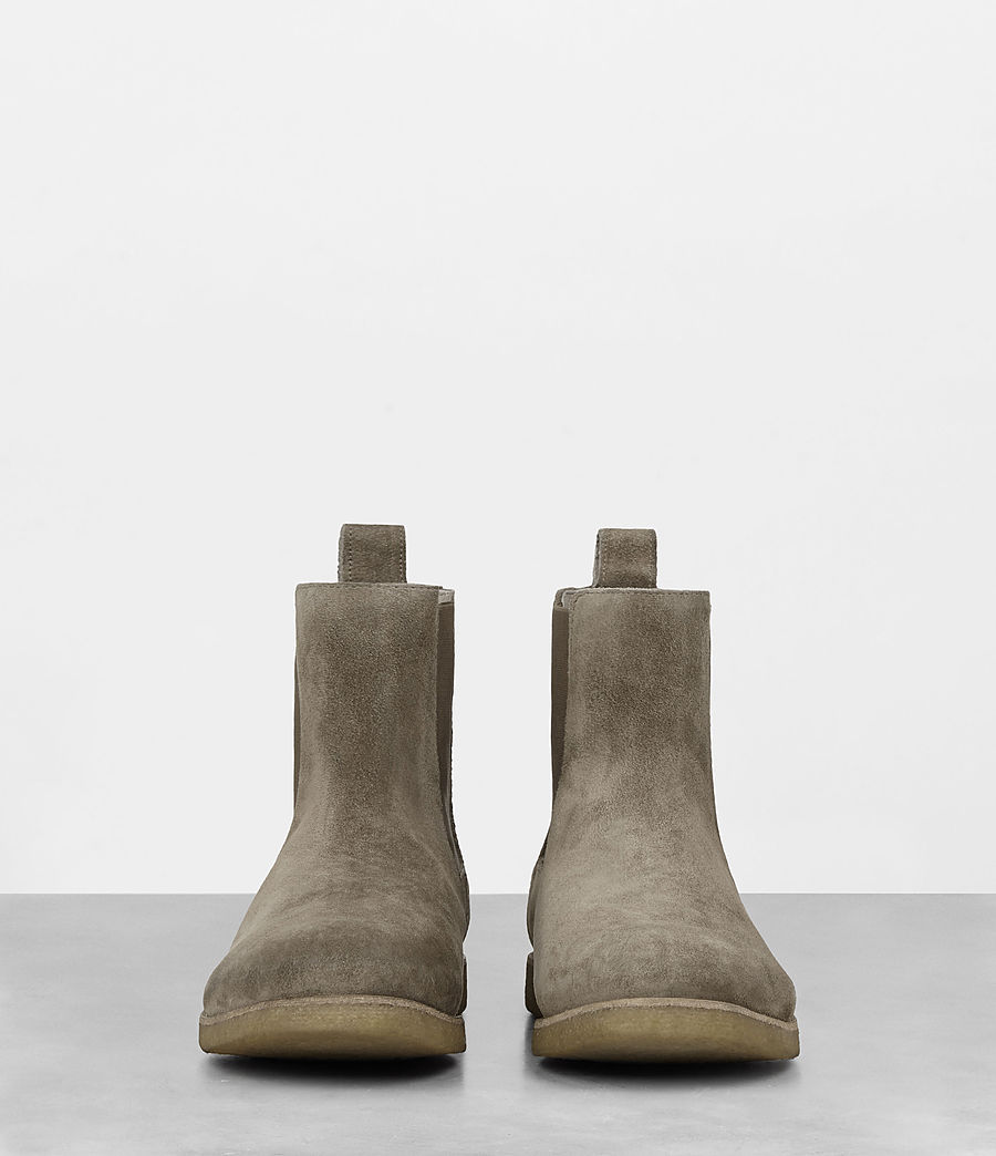 Mens Reiner Boot (taupe) - Image 4