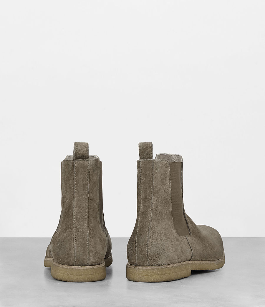 Mens Reiner Boot (taupe) - Image 5