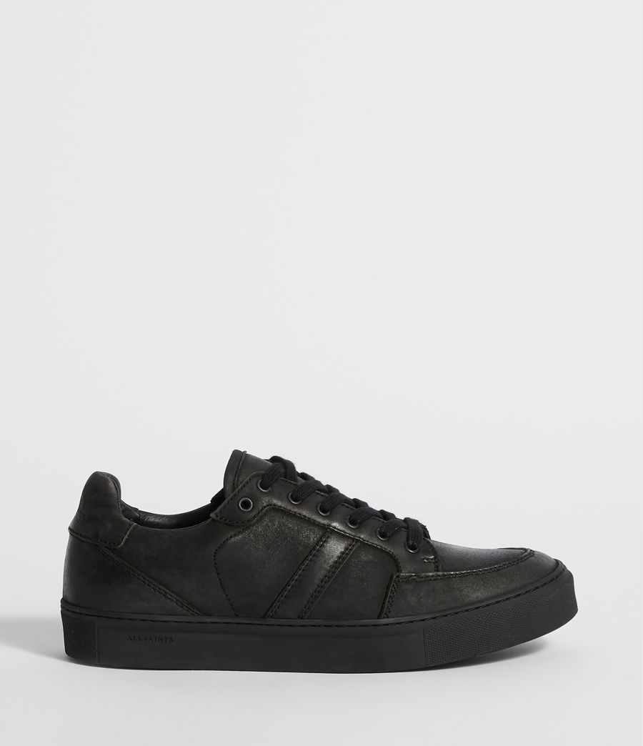 Mens Tilt Low Top Sneaker (black) - Image 1