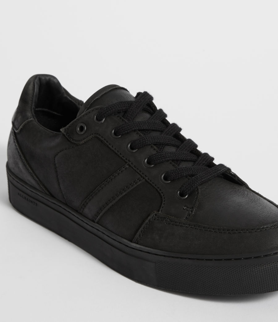 Mens Tilt Low Top Sneaker (black) - Image 2