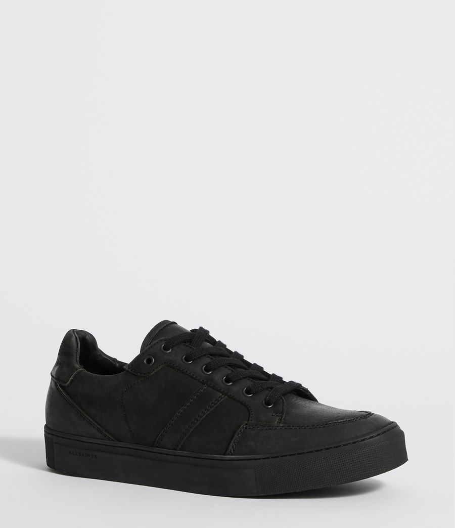 Mens Tilt Low Top Sneaker (black) - Image 3