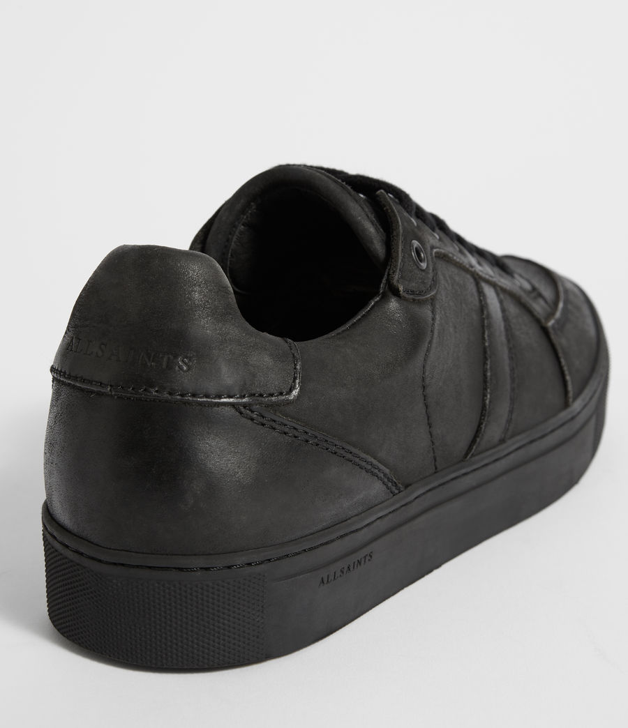 Mens Tilt Low Top Sneaker (black) - Image 5
