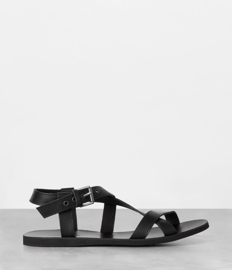 Men's Rile Sandal (black) - Image 2