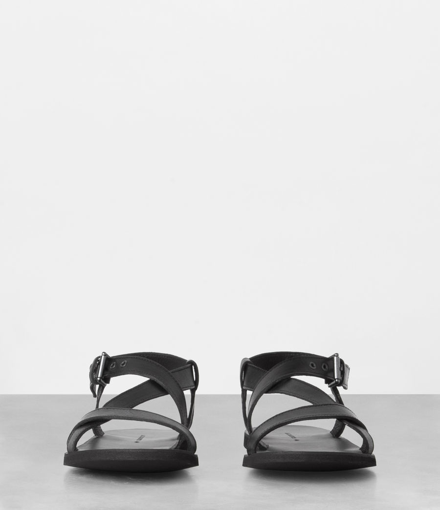 Men's Rile Sandal (black) - Image 3