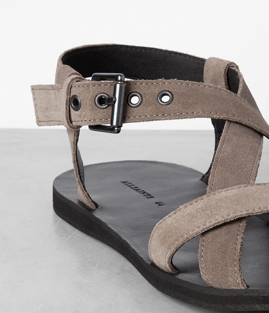 Men's Rile Sandal (taupe) - Image 5