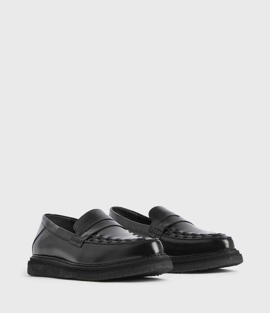 Uomo Mocassini Max - In pelle (black) - Image 3