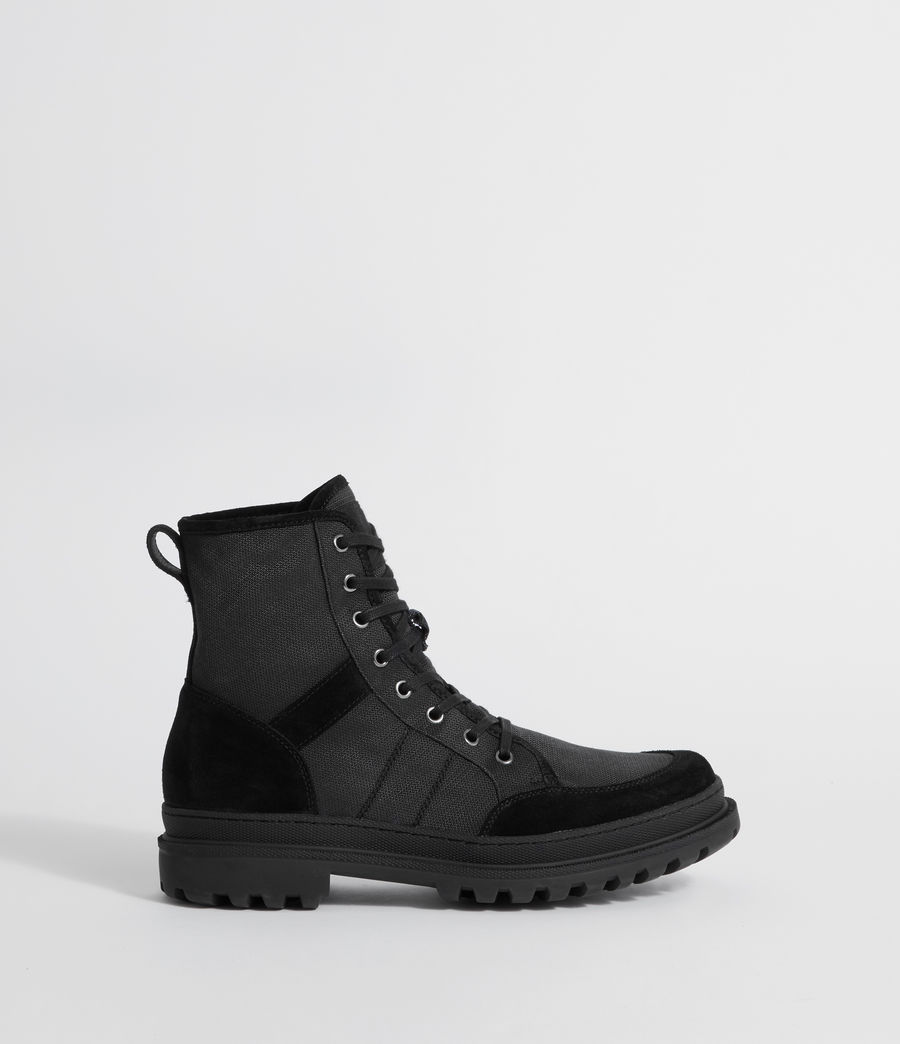 Hommes Boots Traction (black) - Image 1