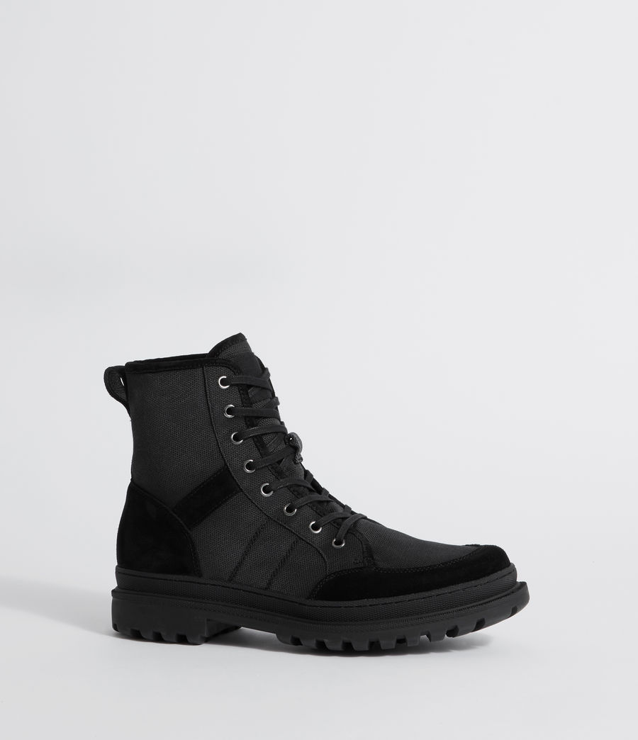 Hommes Boots Traction (black) - Image 2