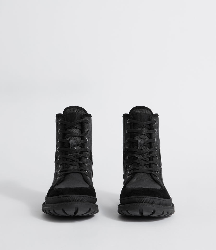 Hommes Boots Traction (black) - Image 3