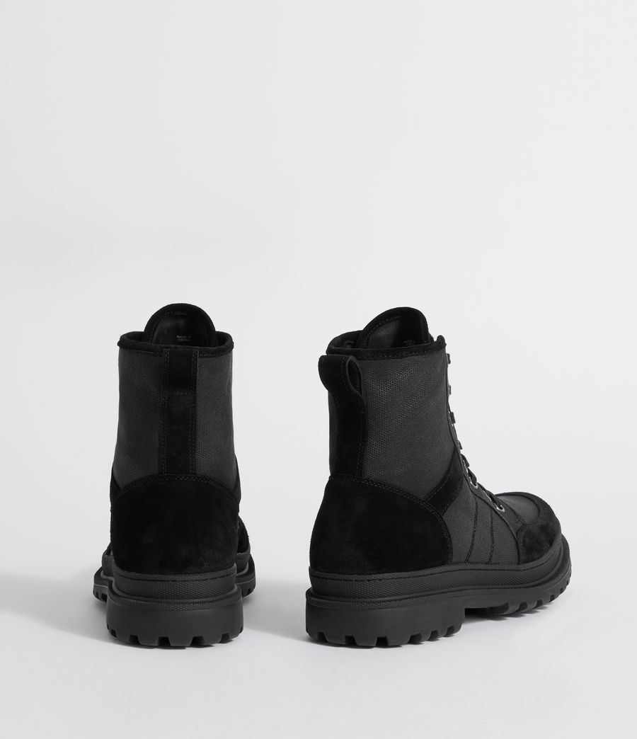 Hommes Boots Traction (black) - Image 4