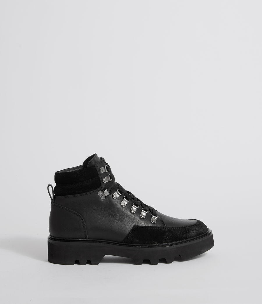 Hommes Boots Lodge (black) - Image 1