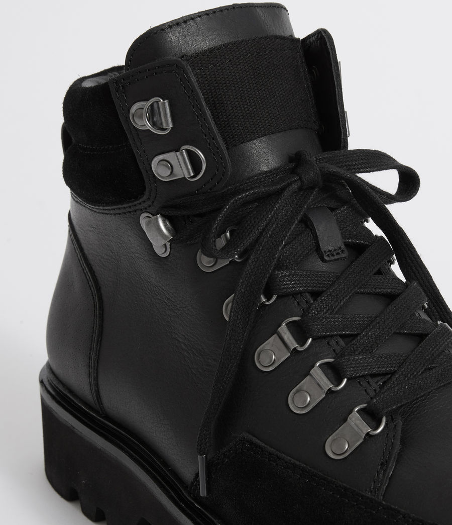 Hommes Boots Lodge (black) - Image 2