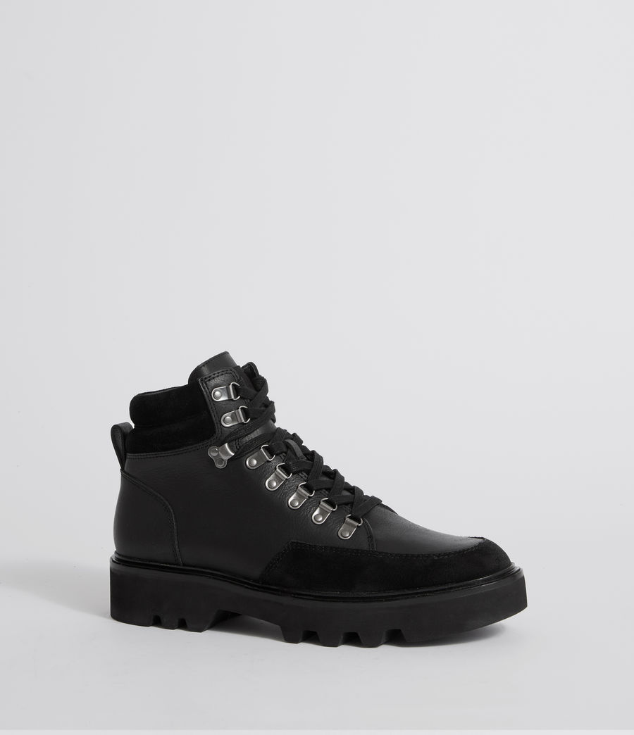 Hommes Boots Lodge (black) - Image 3