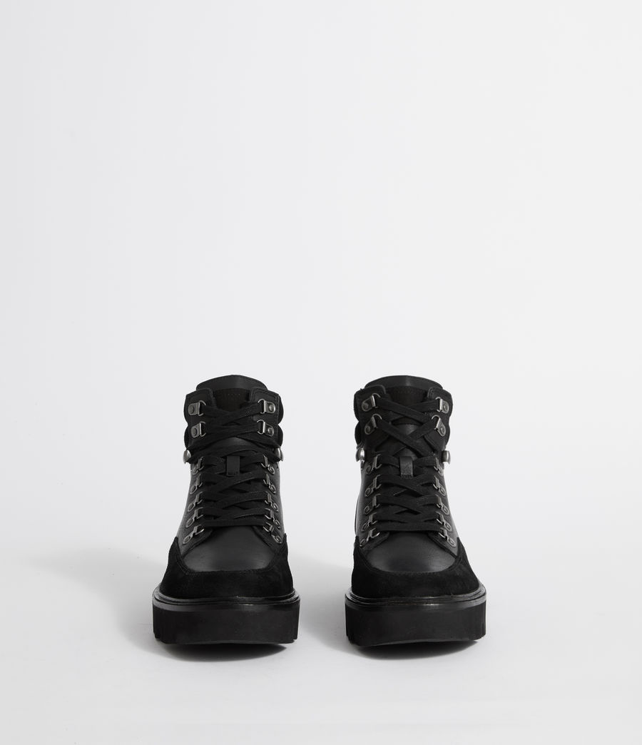 Hommes Boots Lodge (black) - Image 4